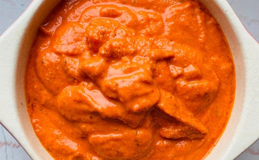Duo de salsas españolas: romescu vs mojopicón