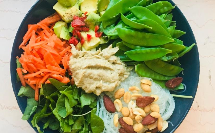 Buddha bowls: los platos combinados saludables del sigloXXI
