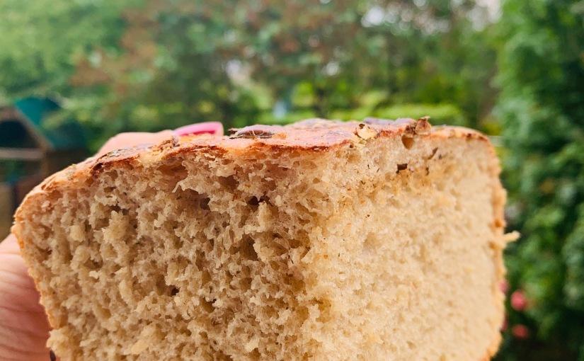 Pan en Crockpot