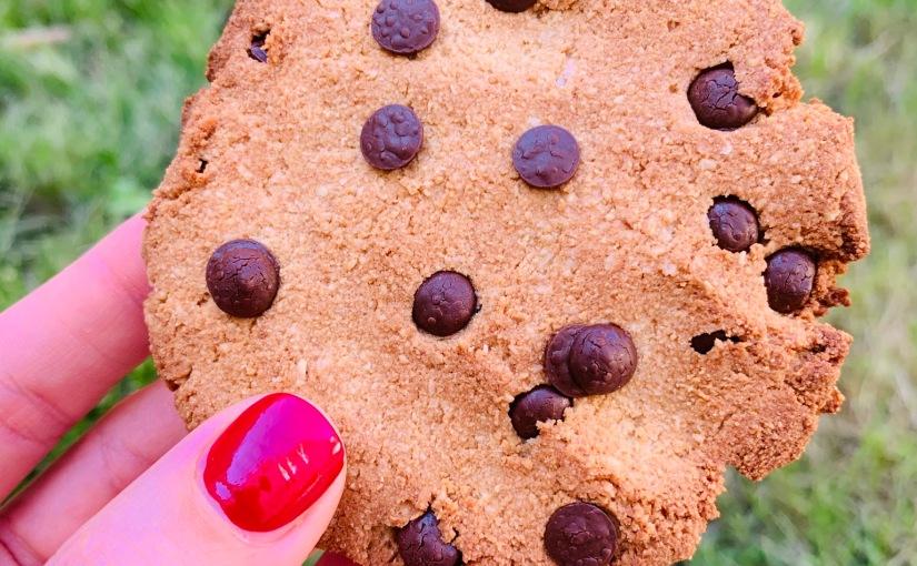Cookies de chocolate (mi segunda receta decookies)