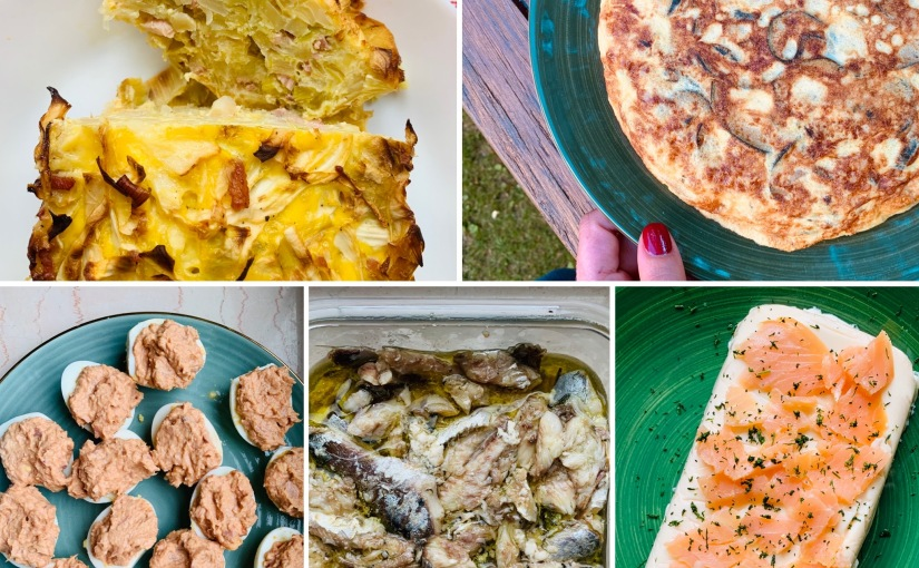 Especial verano (vol.3): platos únicos ycenas